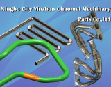 Tubo que dobla, doblez del acero inoxidable del tubo del acero de carbón (CM-1010)