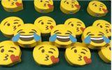 Горячий крен силы Emoji сбывания, милый крен силы шаржа, крен силы 2600mAh