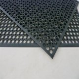 Anti - Bacteria Rubber Mat/Anti Slip Rubber Mat/Drainage Rubber Mat (GM0402A)