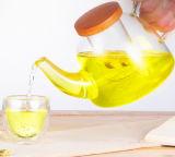 Potenciômetro de vidro do suco do potenciômetro do chá do Juicer da água da capacidade grande com filtro