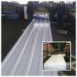 Feuille ondulée de toiture galvanisée par mesure de tôle d'acier de PPGI PPGL 22