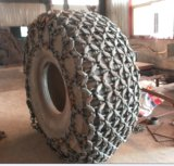 La protezione della gomma del caricatore delle 2017 rotelle concatena Cadenas Proteccion