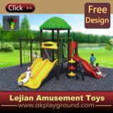 Approuvé TUV Nature Enfants Outdoor Play Equipment (X1230-1)