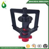 Micro sistema di spruzzatore di plastica d'innaffiatura poco costoso di irrigazione