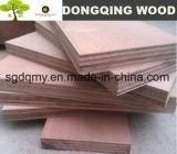 Tarjeta de la madera contrachapada del embalaje de la fabricación