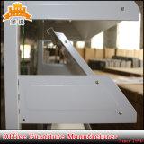 学校家具の低価格はマガジン表示のための鋼鉄棚をカスタマイズした