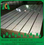 De houten Ingelaste Muur van de Melamine van het Comité MDF voor Vertoning