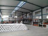 Мембрана крыши PVC делая водостотьким