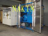 Filtração de óleo isolante de grande capacidade Zyd-150, máquina de filtração de óleo