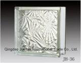 Самый лучший кирпич цены 190mm*190mm*80mm стеклянный для здания или искусствоа