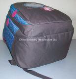 学校学生のラップトップ・コンピュータのタブレットの袖2コンパートメント袋のバックパック