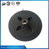 OEM Magnetic Flywheel / Gris Iron Casting Flywheel / Ht250 Matériau Générateur de volant Volant Volant Industriel Volant Volant