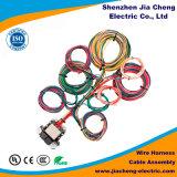 Chicote de fios personalizado do fio da especificação com o UL e o VDE certificados