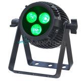 Nouveau brevet 40W Stage de lumière PAR LED pour le Parti extérieure