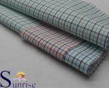 Tessuto dell'assegno tinto filato di 100% (SRSC 716)