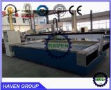 Машина CNC водоструйная с осью 3
