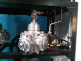 Le modèle simple de station de pétrole de pompe à essence peut être TV ou étalages réglés sur le dessus