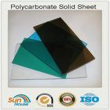 バイヤー適用範囲が広く明確なプラスチックポリカーボネートの固体シート
