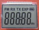 Модуль индикации цифров LCD этапа Htn Monochrome LCD 7