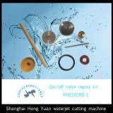 Hoofd van de Straal van het Water van Dwj van Yh het Schurende Scherpe voor Waterjet Scherpe Machine