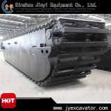 Hydraulisches Undercarriage Pontoon für Amphibious Excavator (Jyp-361)