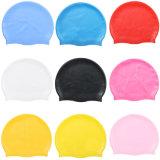 Sombrero modificado para requisitos particulares de la natación del silicón de la impresión