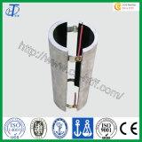 Anode d'aluminium de la protection Al-Zn-dans-SI cathodique