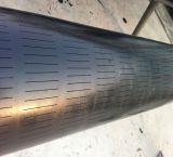 Écran encoché de l'acier inoxydable 304 pour le puits de pétrole