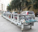 Machine faciale de fabrication de cartons de PVC