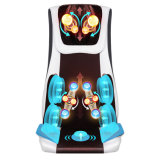 Eletricidade de luxo Cuidados com o corpo Pescoço costas Nádegas Almofada de massagem Shiatsu