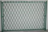 Загородка сетки бритвы высокого качества колючий