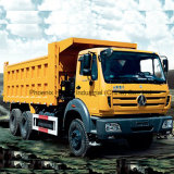 Tipper do caminhão de descarga de Beiben Ng80 6X4 340HP com Rhd
