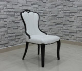 Eiche Wood mit Leather Dining Chair Hotel Dining Chair (M-X1017)