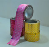 Papier d'aluminium d'emballage de chocolat