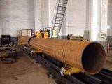 Cortadora del perfil del tubo con un cartabón de la exactitud