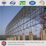 Bouw van het Frame van de Structuur van het staal de Ruimte