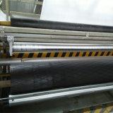De douane Gevulcaniseerde Rol van het Roestvrij staal