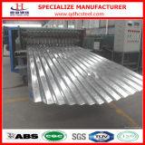 Sglcd Aluminiumzink-überzogenes gewölbtes Stahlblech