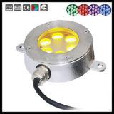 小さい6X3w LED水中ライト