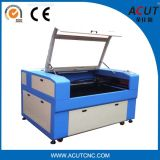 Máquina de corte de plástico 100W / Máquina a laser / Máquina de gravura de vidro