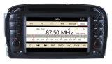 벤즈 SL R230 DVD GPS 항법 Hualingan를 위한 차 DVD 플레이어 다중 매체