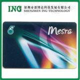 O Em 125kHz de M1 4k Dual cartão do plástico do ISO da freqüência