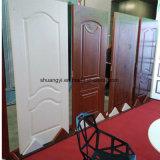 Modèle de porte stratifié par placage en bois d'oscillation
