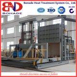 Fornace d'estinzione veloce del contenitore di gas naturale per il trattamento termico