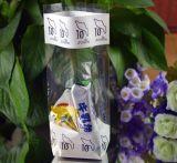 Embalagem auto-adesiva transparente personalizada Bolo PP