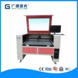 Heiße Verkaufs-Kleid-Warenzeichenkennsatz Markierungsfahne lokalisierte in Position gebrachte Blech-Laser-Ausschnitt-Maschine, Laser-metallschneidende Maschine