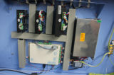 조각 유리제 아크릴에 사용되는 두 배 헤드 Laser 커트 기계