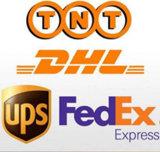 Commissionnaire de transport normal exprès d'expédition de courier d'UPS Federal Express DHL de Chine vers l'Afrique