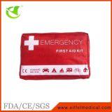 Caixa dos primeiros socorros de emergência médica da motocicleta DIN13167
