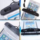 Preiswertestes wasserdichtes Beutel-Förderung-Geschenk kundenspezifischer Beutel für Beutel-Kasten Fwpb-2 iPhone Samsung-Unviersal